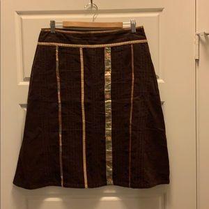 Dresses & Skirts - Skirt, light corduroy